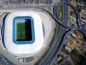 OAS vai assumir obras viárias no entorno da Arena do Grêmio