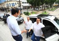 Ministro garante investimentos e parceria na área da habitação
