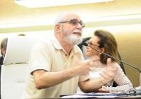 Santos paga funcionários pra favorecer o Gov. do Estado e o Gov.  Federal